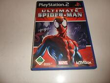 PlayStation 2   Ultimate Spiderman