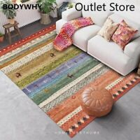 Indian Style Carpets Nordic Morocco Carpet Bedroom Sofa  Rug Floor Mat Rugs