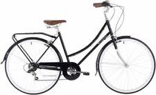 Biciclette ibridi neri donna