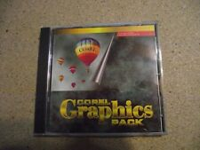 Corel Graphics Pack for Windows 95   Win95 Software. DISC 1 ONLY