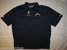 Men's X-Large Los Angeles CHARGERS Nike Onfield 1/4 Zip Pull Over Shirt NWT