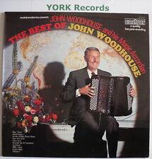 JOHN WOODHOUSE & HIS MAGIC ACCORDIAN - The Best - Ex LP Record Contour 6870 566
