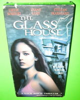 The Glass House VHS Leelee Sobieski Diane Lane Stellan Skarsgard Movie Thriller