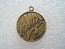 Sister Love Pendant Charm Token Coin 1125-5