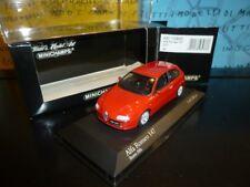1/43 Minichamps ALFA ROMEO 147 2001 430120000 1-4320 Rosso Red Rouge Rot Rojo