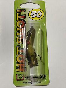 LUHR~JENSEN          Hot Shot  50           Barred Perch