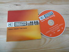 CD Rock 3 Doors Down - Away from The Sun (1 Song) Promo MOTOR