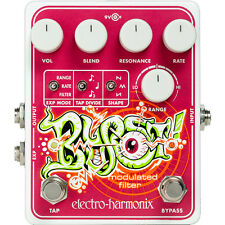 Electro-Harmonix EHX Blurst Modulated Filter Guitar Effects Pedal Stompbox