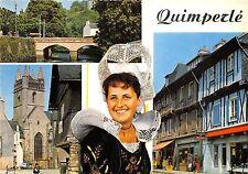 BR2630 Quimperle Costume et quelques coins de la ville    france
