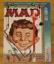 EC 1959 MAD MAGAZINE No. 50 Time Capsule, Teens, Peter Gunn, Whiskey Ads NM- 9.2