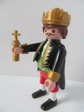 Playmobil Fairytale ROYAL KING/PRINCE & Sceptre New Magic/château/palais Figure