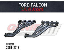 GENIE Headers / Extractors to suit Ford Falcon FG XR8 5.4L BOSS290