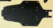 tamiya top force custom carbon fibre chassis bottom plate