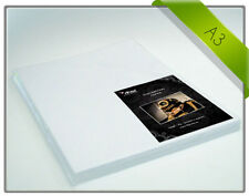 Rihac A3 Matte Cotton Canvas inkjet photo paper 360gsm 10 Sheet (dye or pigment)
