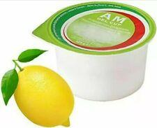 AM Gel Cup Acquagel Limone - Acqua Gelificata pronta 24 vasetti