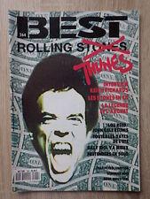 Genre ROCK & FOLK : REVUE BEST 1990 No 264