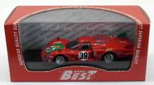 Voitures de courses miniatures Best pour Alfa Romeo 1:43