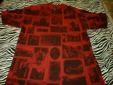 Cowboy Shirt ( Size XL ) NEW DEAD STOCK!!!