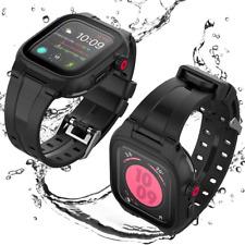 Apple Watch Series 6/5/4/SE Waterproof Case Band Shockproof Underwater New Cover