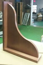 Timberlake Wooden Shelf Support Shelf Bracket Color-Maple Spice