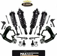 COMPLETE STRUT COIL SPRING ASSEMBLY CONTROL ARM SUSPENSION CHASSI KIT