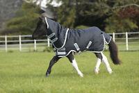 Horseware Amigo Hero 6 Petite Removable Neck 200g Medium Pony Turnout Rug 3ft0