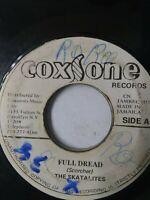 """Joseph Hill/The Skatalites-Behold The Land/Full Dread 7"""" Vinyl Single ROOTS/SKA"""