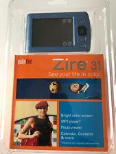 PalmOne Zire 31 Handheld Pda Organizer (Brand New/Sealed)