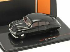Tatra T600 Tatraplan 1950 BlackCLC348N  IXO 1:43  New in a box!