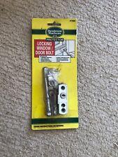 Locking Window/Door Bolt for Sliding Sash Windows or Patio Doors