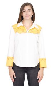 Adult Womens Jessie Cowgirl Costume Shirt
