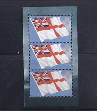 GREAT BRITAIN  2001 FLAGS souvenir sheet Scott 1999h VF MNH