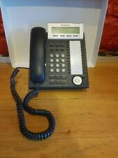 PANASONIC KX-DT333 B 24 BUTTON DIGITAL DISPLAY PHONE BUSINESS FAST FREE SHIP-WC1