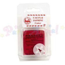 FMM Sugarcraft - Calyx Jasmine 20mm Cutter - sugarpaste fondant cutter