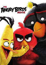 DVD - The Angry Birds Movie NEW 2016 Anime, Kids, Family SEALED FAST SHIPPING !!