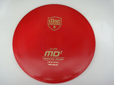 Disc Golf Discmania Md2 S-Line Mid-Range Overstable Disk 171g Red