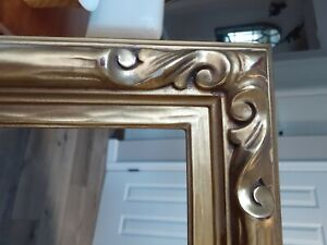 """Antique Foster-type Picture Frame14.5"""" x 25"""""""