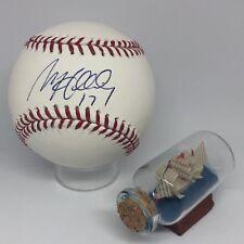 Matt Holliday signed Rawlings OML Baseball JSA  Rockies Cardinals All Star A945