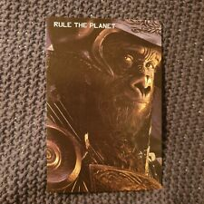 Planet of the Apes - Michael Clark Duncan - 2001 Avant Card Advertising Postcard