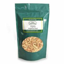 Organic Angelica Root Herb Tea Angelica Archangelica Herbal Remedy - 4 oz bag