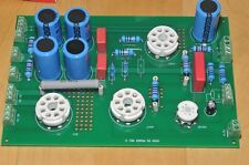 TUBE 5U4 6AC7 OB2 6080 High voltage tube Variable Power Supply AUDIO DIY PCB