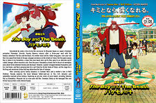 DVD Anime The Boy And The Beast Movie English Subtitle ALL Region