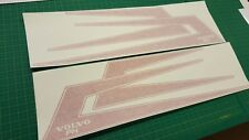 Volvo FH13 FH16  Globetrotter Roof Graphics Decals Stickers any colour Boomerang