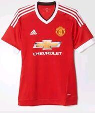 BNWT Adidas Manchester United Authentic Adizero Player Jersey 2015/16 Large