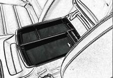 Black Interior Car Armrest Storage organizer Box For Kia Sorento 2016 2017 2018
