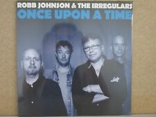 ROBB JOHNSON & THE IRREGULARS Once Upon A Time LP NEW Punk-Folk UK Brighton Band