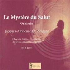 JACQUES-ALPHONSE DE ZEEGANT: LE MYSTŠRE DU SALUT, ORATORIO NEW CD