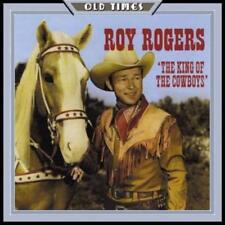 King Of Cowboys von Roy Rogers (2012), Neu OVP, CD