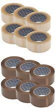 Premium Emballage Paquet Bande , Haut Quality132m X 6 Rouleaux ! Denva Marque