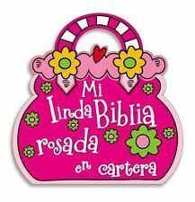 Mi Linda Biblia Rosada en Cartera by Grupo Nelson (2014, Paperback)